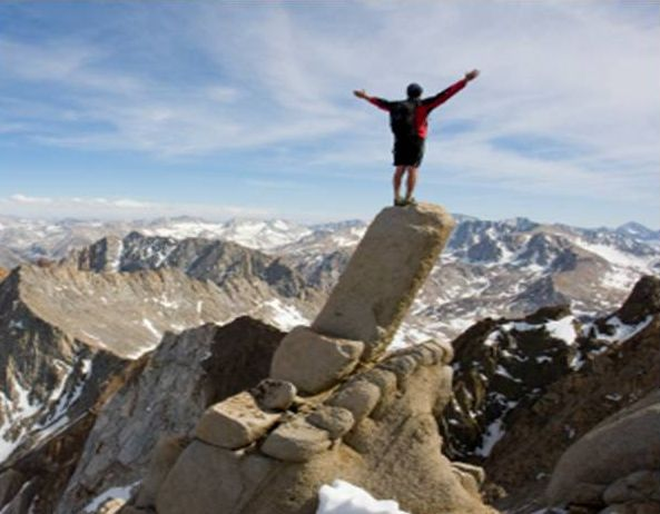 goal setting for success part one
