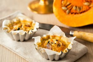 savoury pumpkin pie
