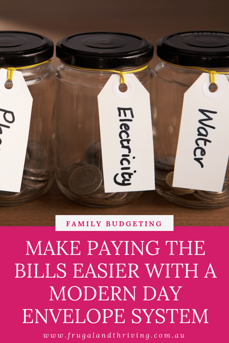 A twist on an old-fashioned system, the modern envelope system makes saving for and paying the bills easier.