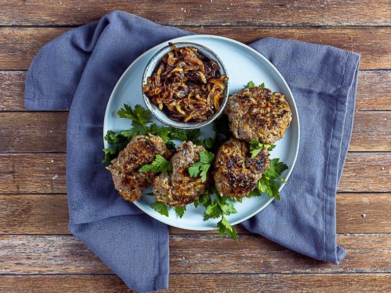 Best Ever Beef Rissole Recipe