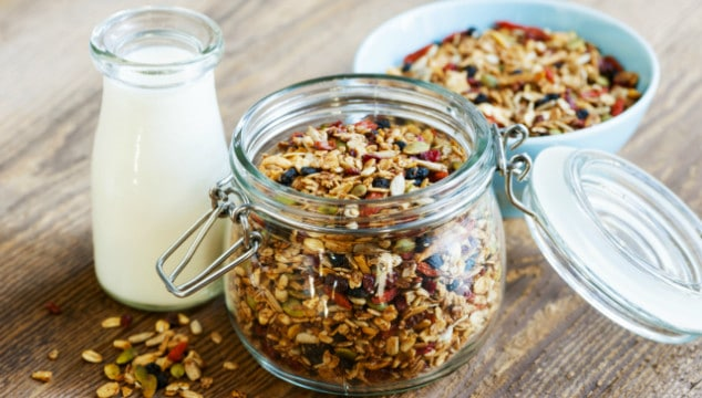 frugal toasted muesli