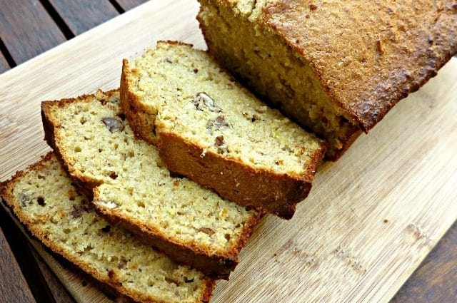 Old Fashioned Banana and Yoghurt Bread