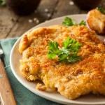 how to make chicken schnitzel