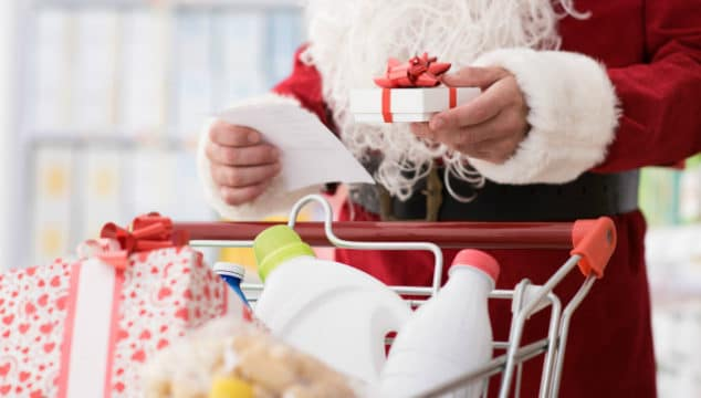 Avoid the Christmas Spending Hangover