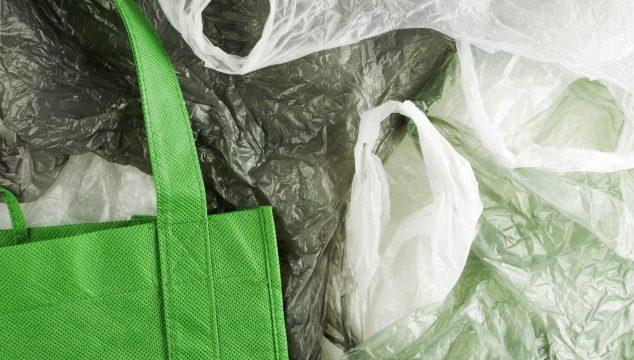 plastic shopping bag alternatives