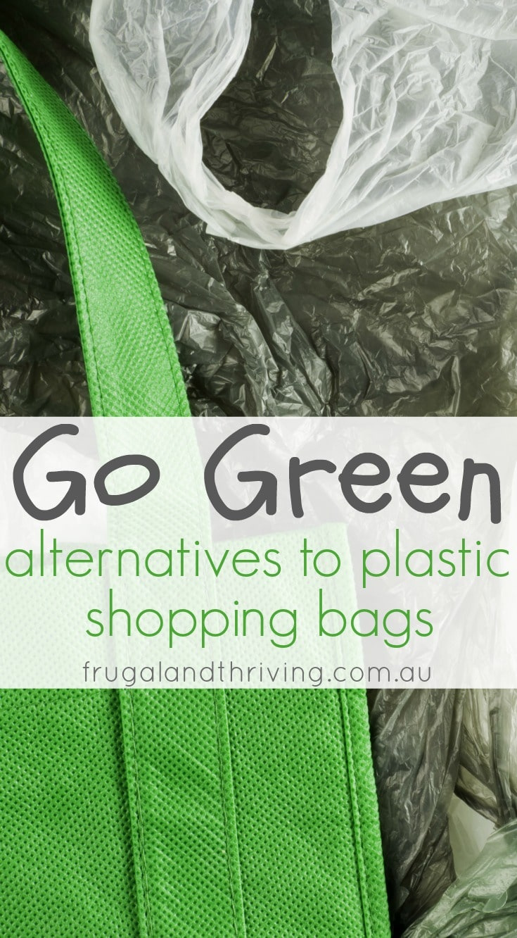 An Alternative To Plastic Shopping Bags as Bin Liners {And ...