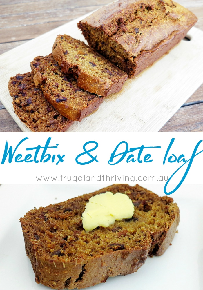It's a Winner! Weetbix and Date Loaf
