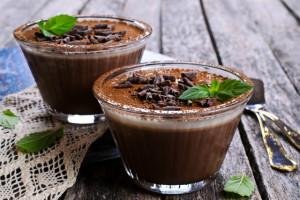 Chocolate Mousse budget dessert