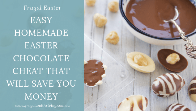 Easy Homemade Easter Chocolate Cheat That will Save You Money
