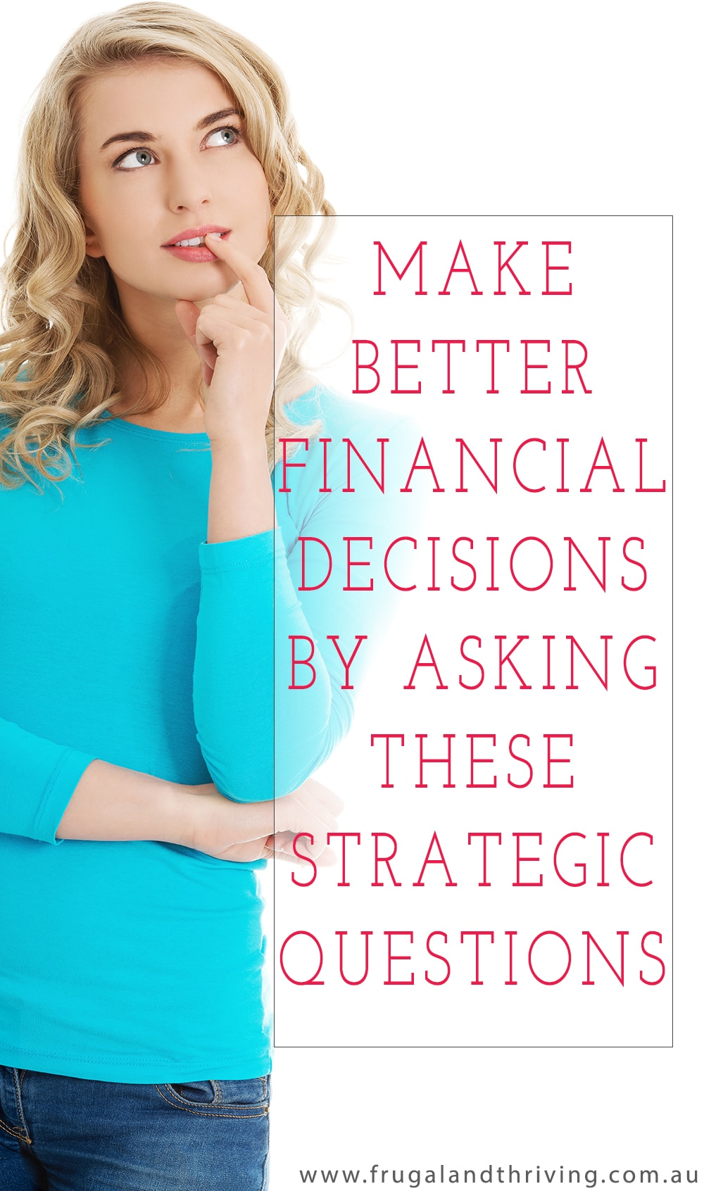 make better financial decisions