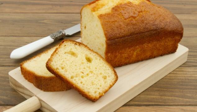Traditional English Madeira Cake