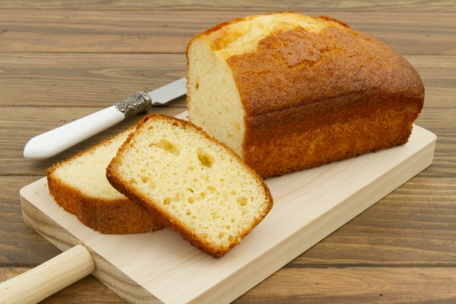 Traditional English Madeira Cake