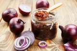 Glam Bangers and Mash with this 20 Minute Onion Jam