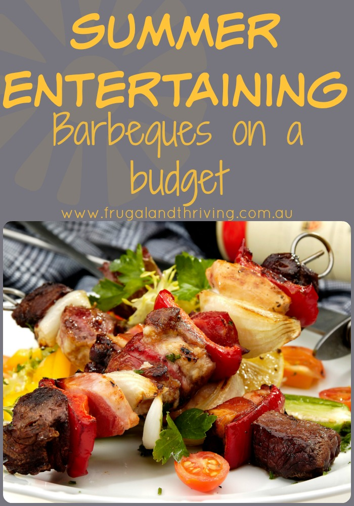 Barbeques on a budget