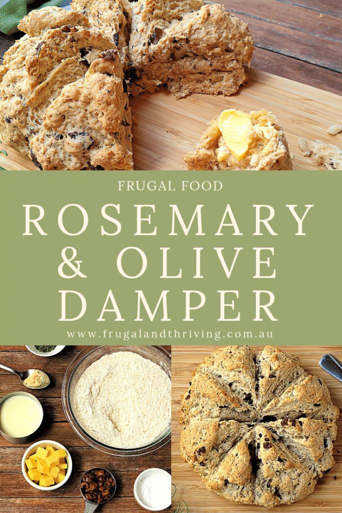 rosemary olive damper