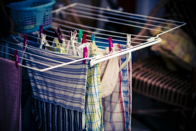 12 Ideas for Getting the Washing Dry Without a Dryer