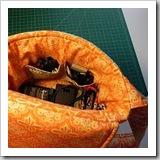 Camera bag and tote by Moda Bake Shop | Bag Tutorials Roundup | Frugal and Thriving