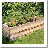 Instructables vegetable planter