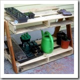 garden work table