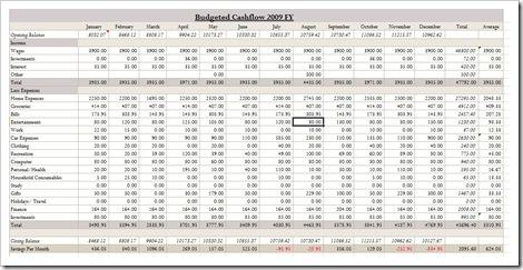 budgetedcashflow
