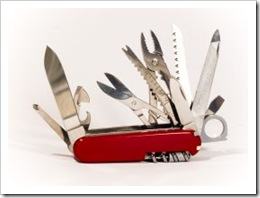turning single-use items into multi-purpose savers