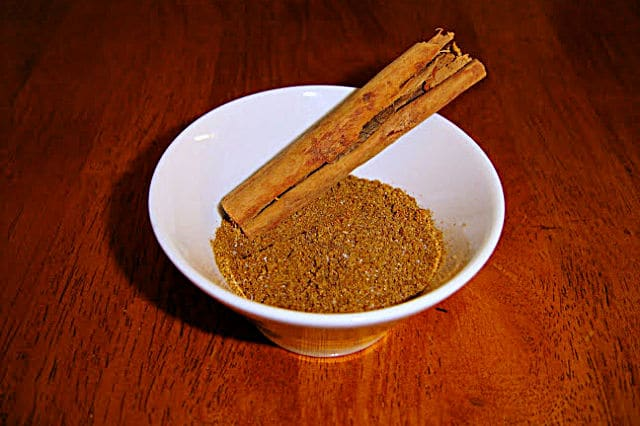 Homemade Moroccan Spice Mix