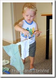 play clothesline