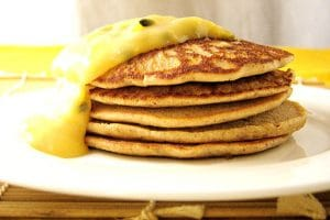 gluten-free almond meal pikelets