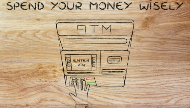 ATM Fees and the psychology of spending