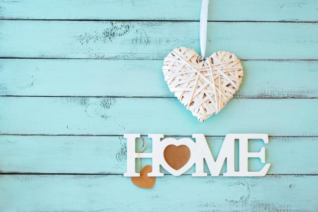 be happier at home