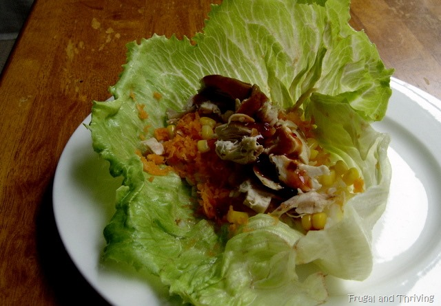 lettuce lunch wraps