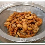 traditional cooking–how to render your own chicken fat