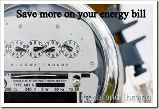 smart ways to make big savings on your energy bill