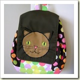 Backpack from Hello Beautiful | 45 Awesome Free Bag Tutorials | Frugal and Thriving