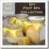 DIY Foot Spa from The DIY Show | Frugal Handmade Gift Ideas | Frugal and Thriving
