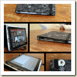 DIY-iPad-Cover from Practically Functional