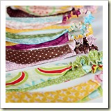 Fabric Headband from Happy Together | Frugal Handmade Gift Ideas | Frugal and Thriving