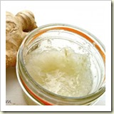 Ginger Peppermint Foot Scrub from Naturally Mindful | Frugal Handmade Gift Ideas | Frugal and Thriving