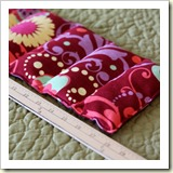 Homemade Heat Pad from The Green Wife | Frugal Handmade Gift Ideas | Frugal and Thriving