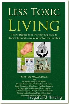 living a less toxic life