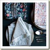 Running Stitck Napkins from Purl Bee