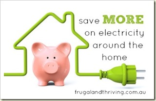 save more on electricity – turn off standby power