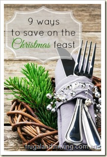 9 ways to save money on the christmas feast