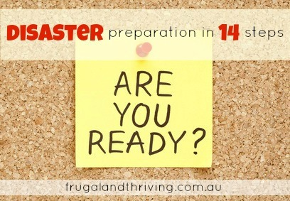 important documents {disaster prep day 13}