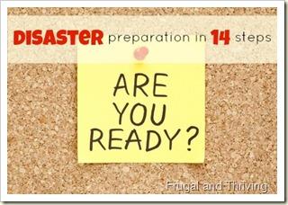 emergency lighting–{disaster prep day 10}