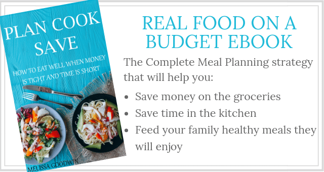 grocery savings ebook