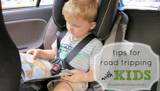 road tripping with kids–7 ways to stay sane