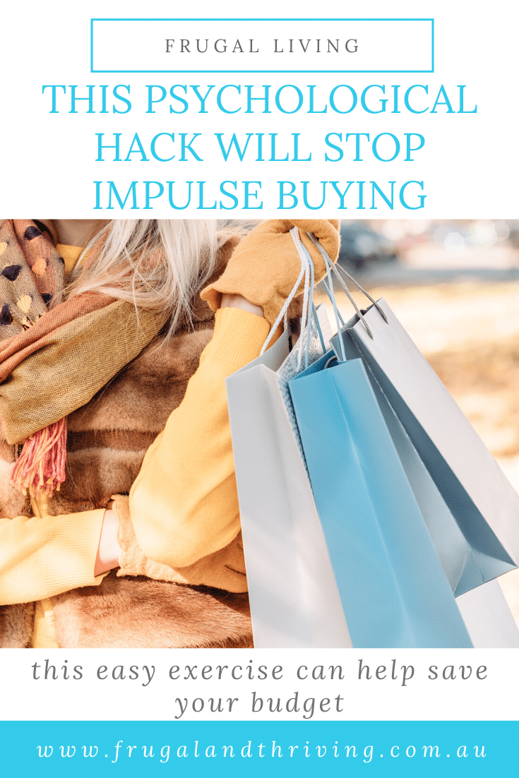 How to Stop Impulse Buying With This Little Known Psychology Hack