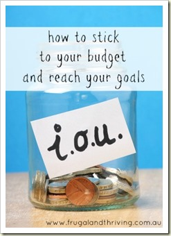 Use the Power of Positive Action to Stick to Your Budget