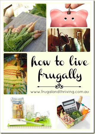 Get into the Frugal Habit with a Successful No Spend Challenge
